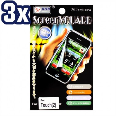 Lot 3x Screen Protector for Apple iPod Touch Pro 2