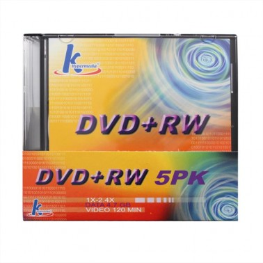 KHYPERMEDIA DVDRW DVD Disc Media Discontinued by Manufacture